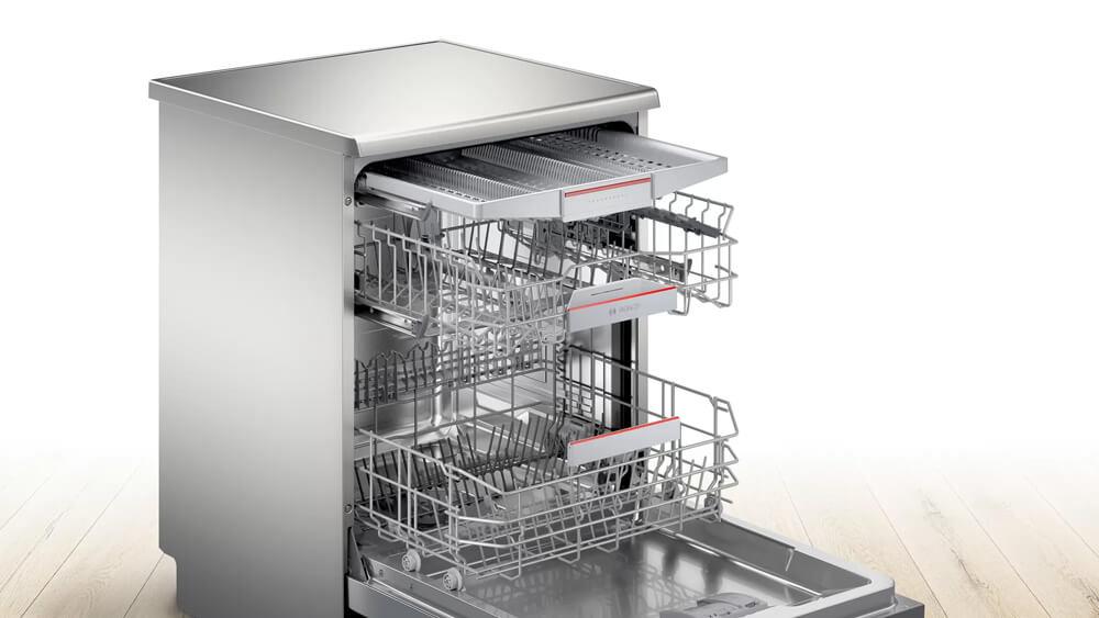 Máy rửa bát độc lập Bosch SMS4ECI26E