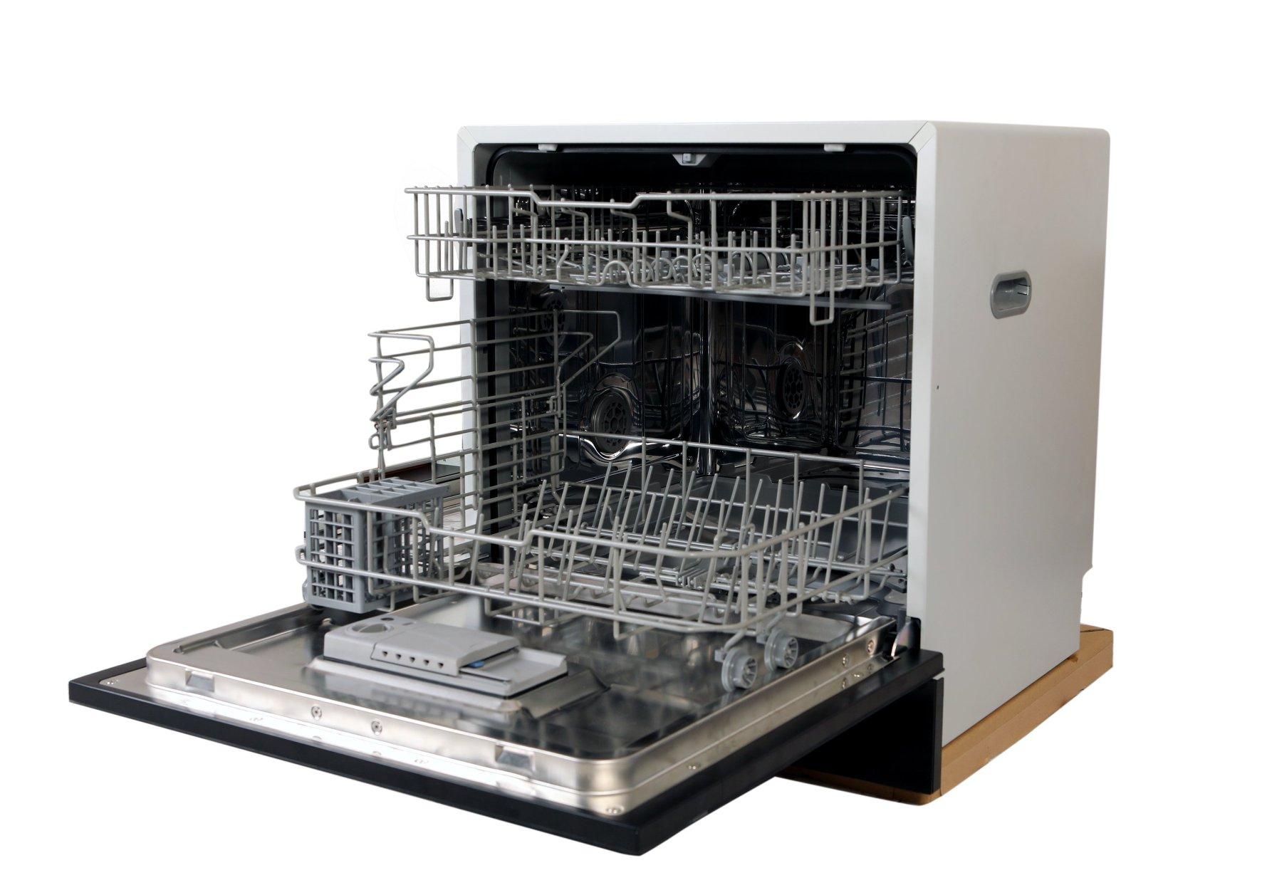 Máy rửa bát 8 bộ âm tủ Fujishan FJVN08-S10TB